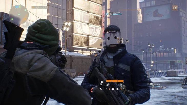 The Division: scoperta la presenza del glitch No Face