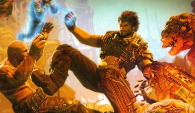 Bulletstorm, titolo Epic Games, si mostra su Game Informer