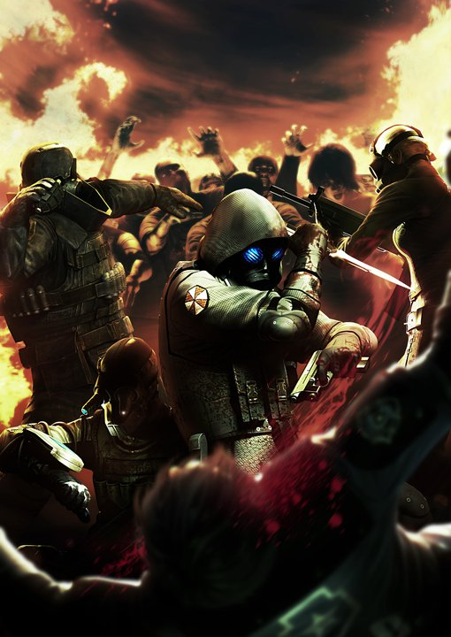 Resident Evil Operation Raccoon City: Leon viene ucciso in un concept art