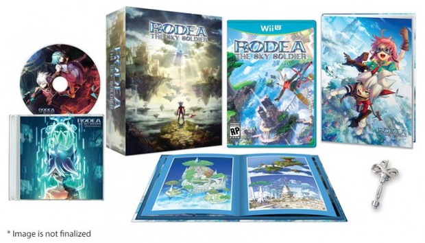 Rodea the Sky Soldier: iniziano i pre-order, annunciate le Limited Edition