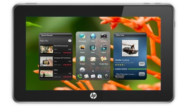 Un nuovo rivale per l'iPad? HP lancia Hurricane
