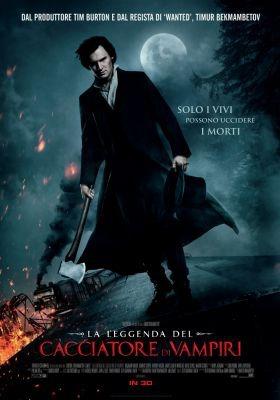La leggenda del cacciatore di vampiri: nuova locandina e nuove foto