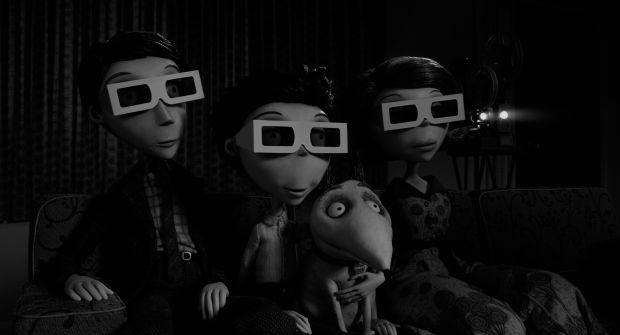 Frankenweenie di Tim Burton, nuove immagini