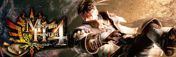 Monster Hunter 4 Ultimate: Trailer di lancio