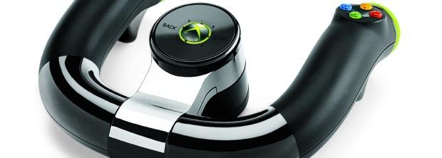 Vivi da pilota l'emozione di ogni curva con il Wireless Speed Wheel per X360