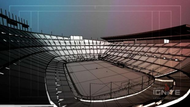 Fifa 14: torna il Camp Nou?