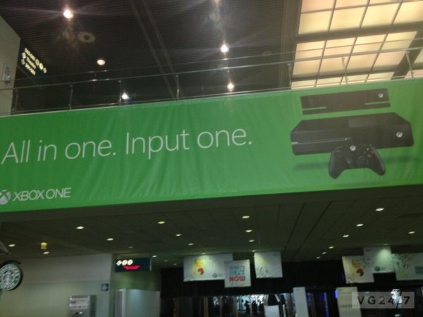 "Xbox One: lo slogan sarà ""All in One. Input One"""