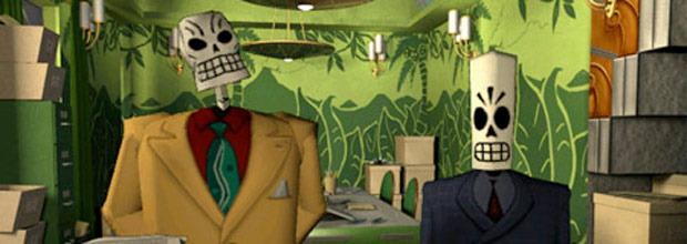 Grim Fandango Remastered - Gameplay - Replica Live 29/01/2015 - Notizia