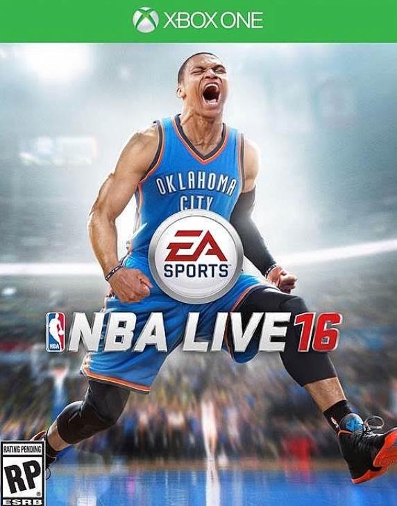Russell Westbrook sarà il testimonial di NBA Live 16