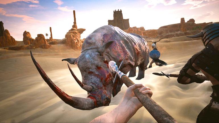 Conan Exiles: Primo video di gameplay e immagini