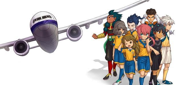 E il vostro personaggio preferito di Level-5 è...un gigantesco aeroplano