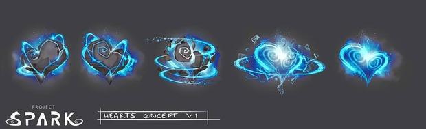 Un nuovo artwork per Project Spark