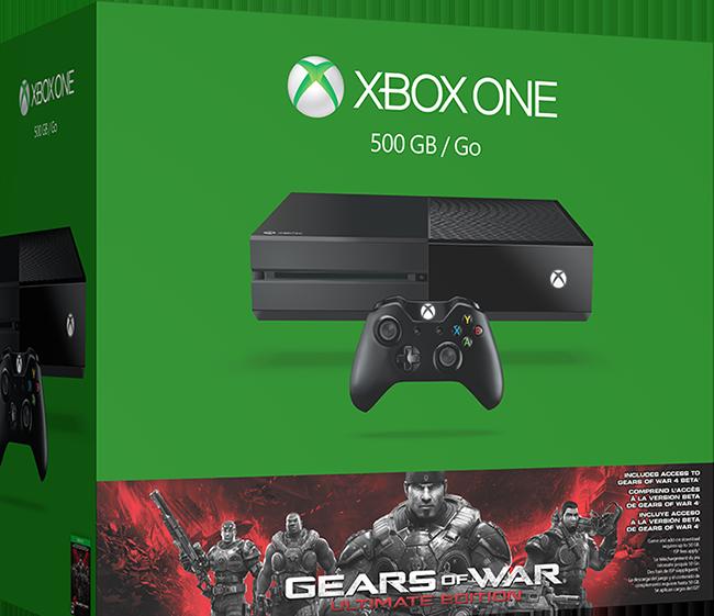 Nuovo bundle Xbox One dedicato a Gears of War Ultimate Edition