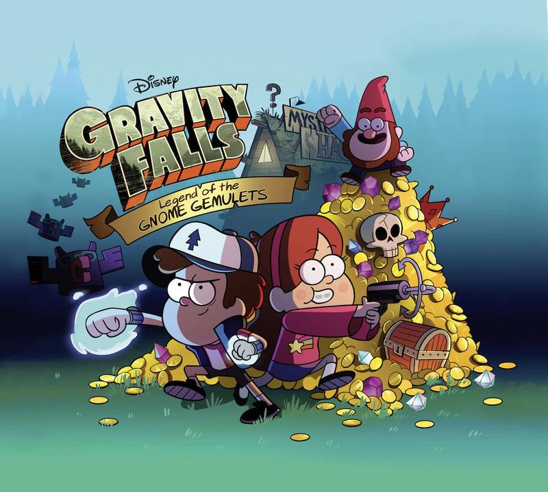 Ubisoft e Disney annunciano Gravity Falls: La Leggenda dei Gemuleti Gnomi