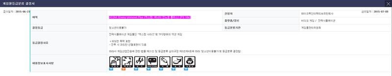 XCOM Enemy Unknown Plus classificato in Corea
