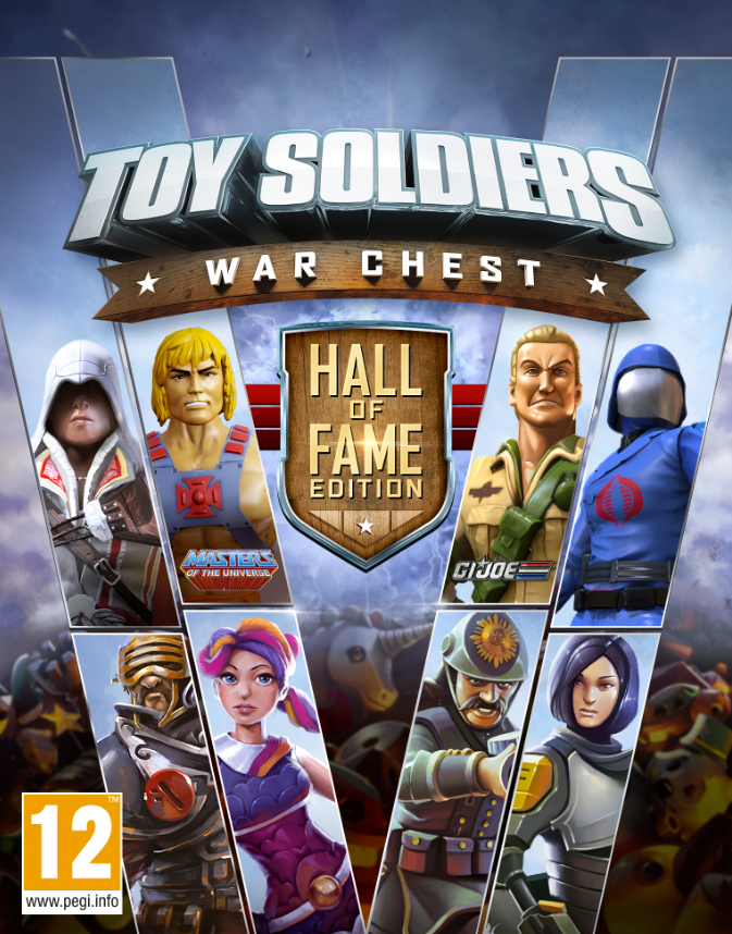 Ubisoft svela due nuove armate per Toy Soldiers War Chest