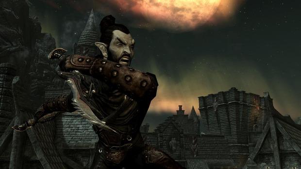The Elder Scrolls V Skyrim: Bethesda ci mostra il Ladro della razza Dunmer