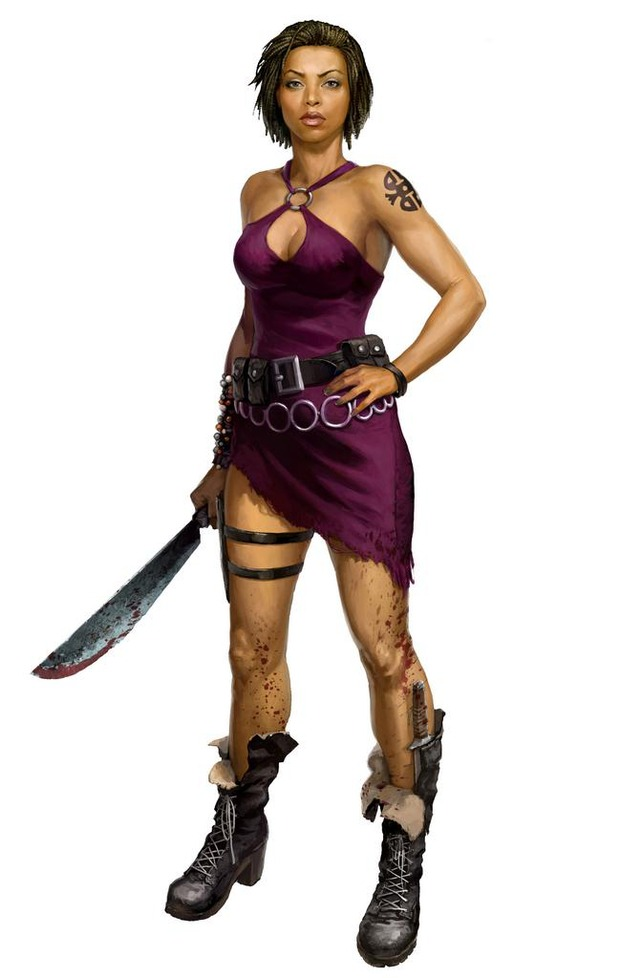 Dead Island: annunciata Purna, il quarto personaggio protagonista