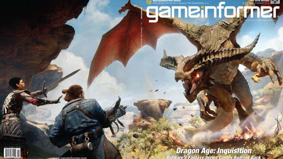 Dragon Age Inquisition: uno speciale su Game Informer di settembre
