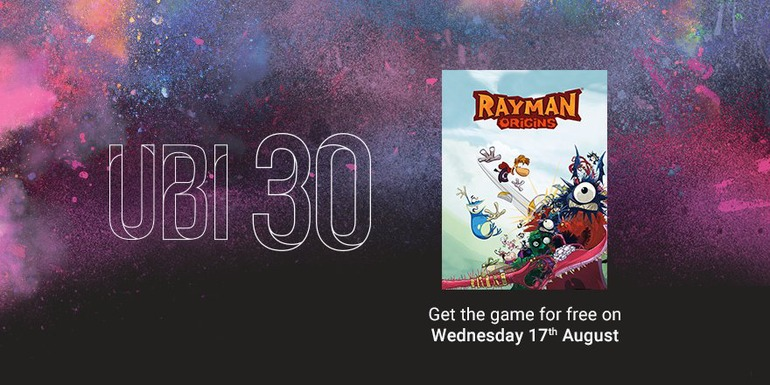 Rayman Origins gratis su PC la prossima settimana