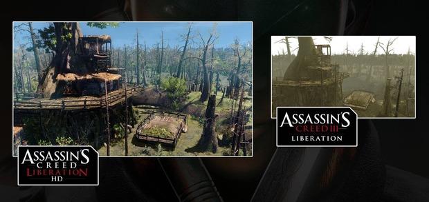 Assassin's Creed Liberation HD: rilasciate le prime immagini