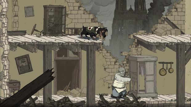Valiant Hearts: The Great War - diffusi i primi screenshot