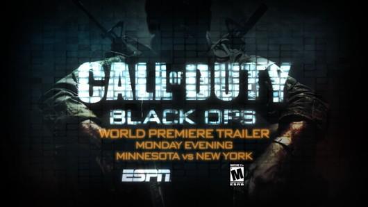 Call of Duty: Black Ops - il trailer con le fasi in game debutterà in grande stile domani