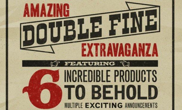 Double Fine ha nuovi annunci da fare
