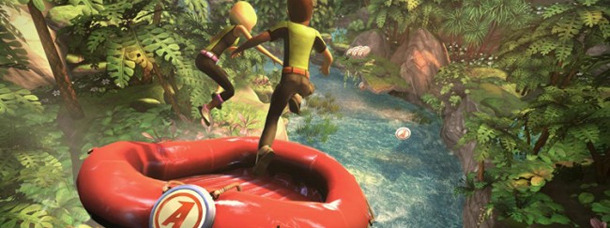 Kinect Adventures - recensione - XBOX 360