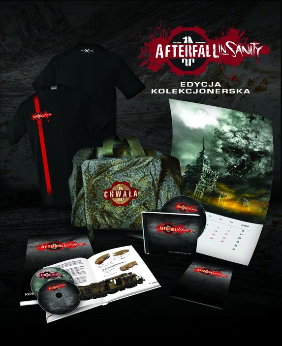 Afterfall: Insanity: in Polonia annunciata una collector's edition