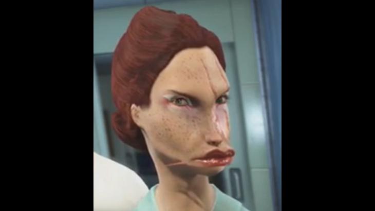Fallout 4: i personaggi più brutti creati dai giocatori