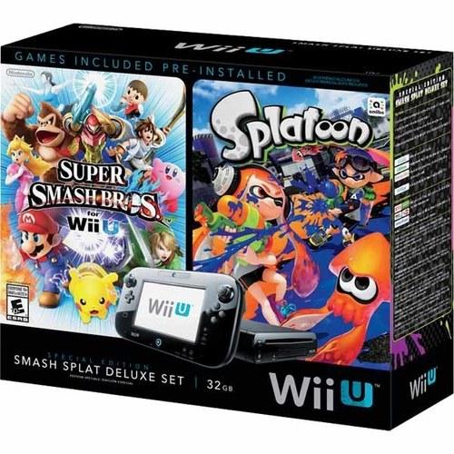 Un volantino della catena Meijer rivela lo Smash Splat Wii U Deluxe Bundle