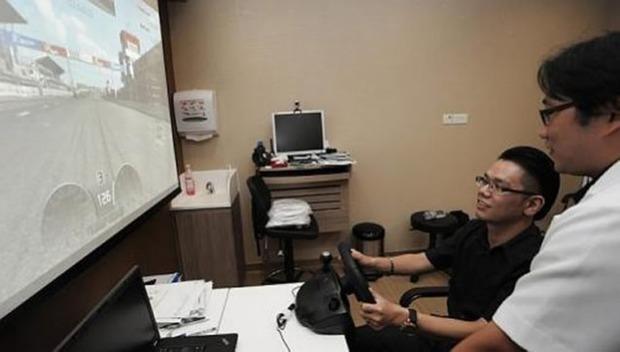 Gran Turismo 5 usato per la riabilitazione