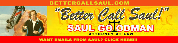 Better Call Saul, un poster dal prequel di Breaking Bad