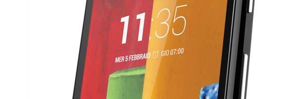 Moto G: Motorola inizia il rilascio di Android 5.0.1
