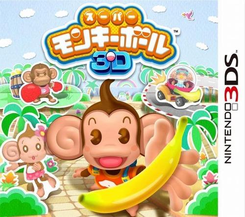 Super Monkey Ball 3D: data giapponese, boxart e nuove immagini