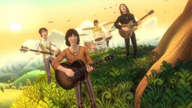 The Beatles: Rock Band, All Your Need is Love in arrivo anche per PS3 e Wii