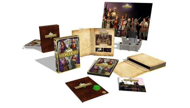 Electronic Arts annuncia la Collector's Edition di The Sims Medieval