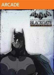 Batman Arkham Origins Blackgate Deluxe Edition avvistato su Xbox LIVE