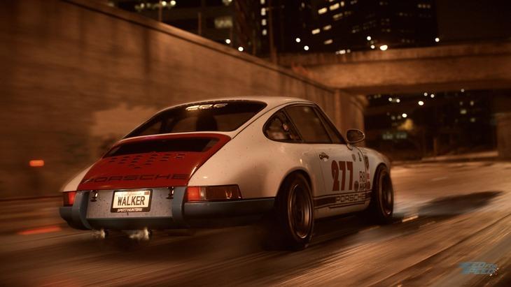 Need for Speed: immagini e trailer per la versione PC