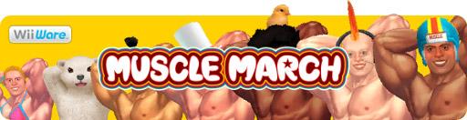 Muscle March in arrivo il 19 Marzo