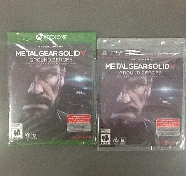 Metal Gear Solid 5: Ground Zeroes già in vendita negli Emirati Arabi