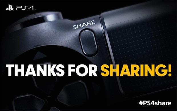 PlayStation 4: 100 milioni di contenuti condivisi