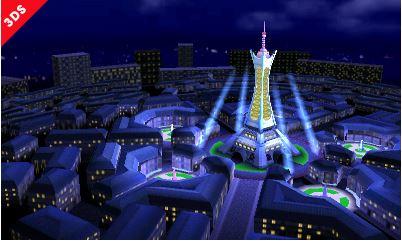 Super Smash Bros: un'immagine per Luminopoli