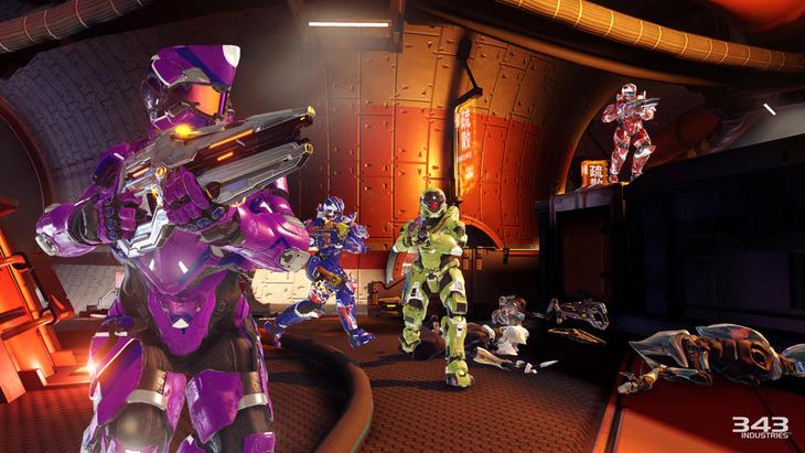 Halo 5 Guardians: Posticipata l'uscita del DLC gratuito Ghosts of Meridian