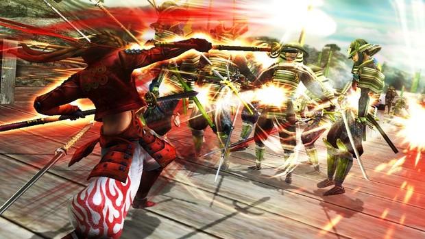 Sengoku BASARA Samurai Heroes ha una data giapponese