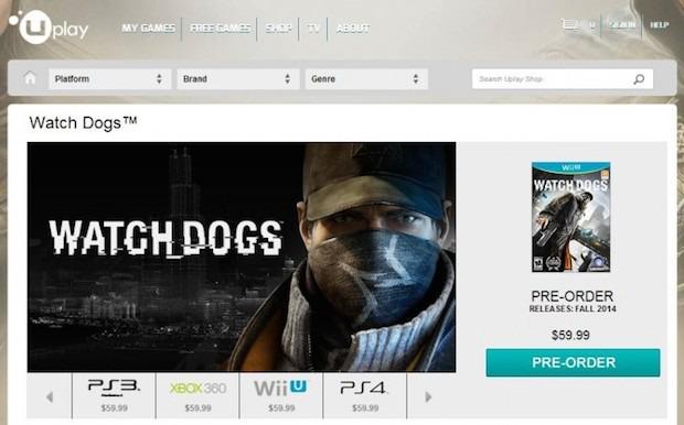 Watch Dogs: svelata la data di uscita della versione Wii U?