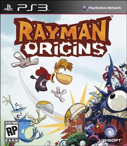 Rayman Origins, le copertine ufficiali per Xbox 360, PS3 e Nintendo Wii