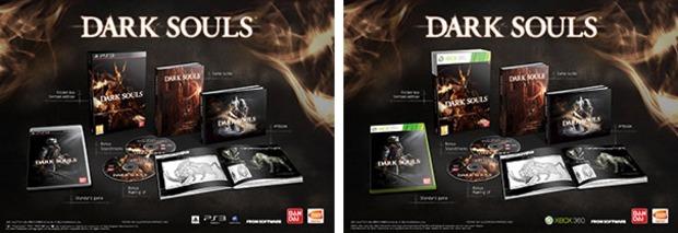 Dark Souls: confermata la Limited Edition e la data di uscita europea