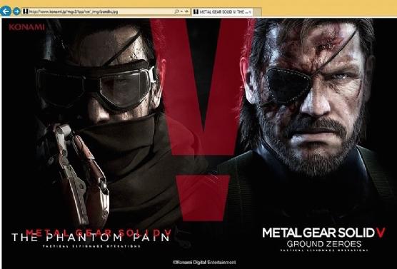 Metal Gear Solid 5: Konami pensa al bundle con Ground Zeroes e The Phantom Pain?